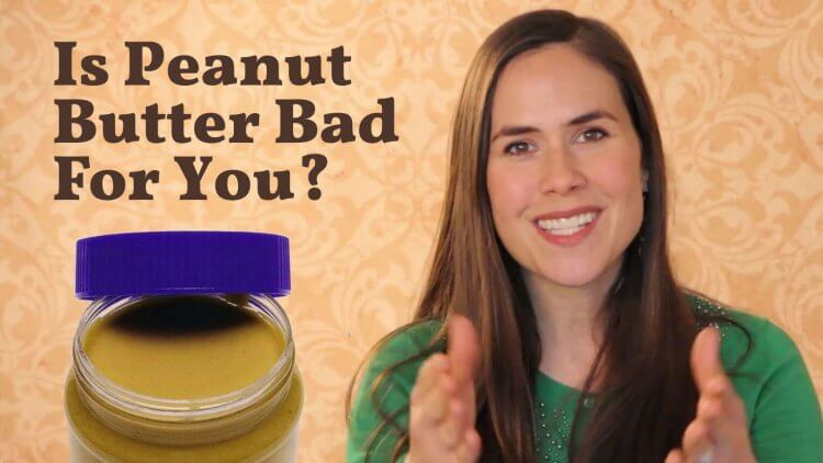 Is peanut butter healthy? Find out why or why not and what I choose to feed my family.