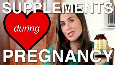Pregnancy Supplements: What I Choose to Take During Pregnancy